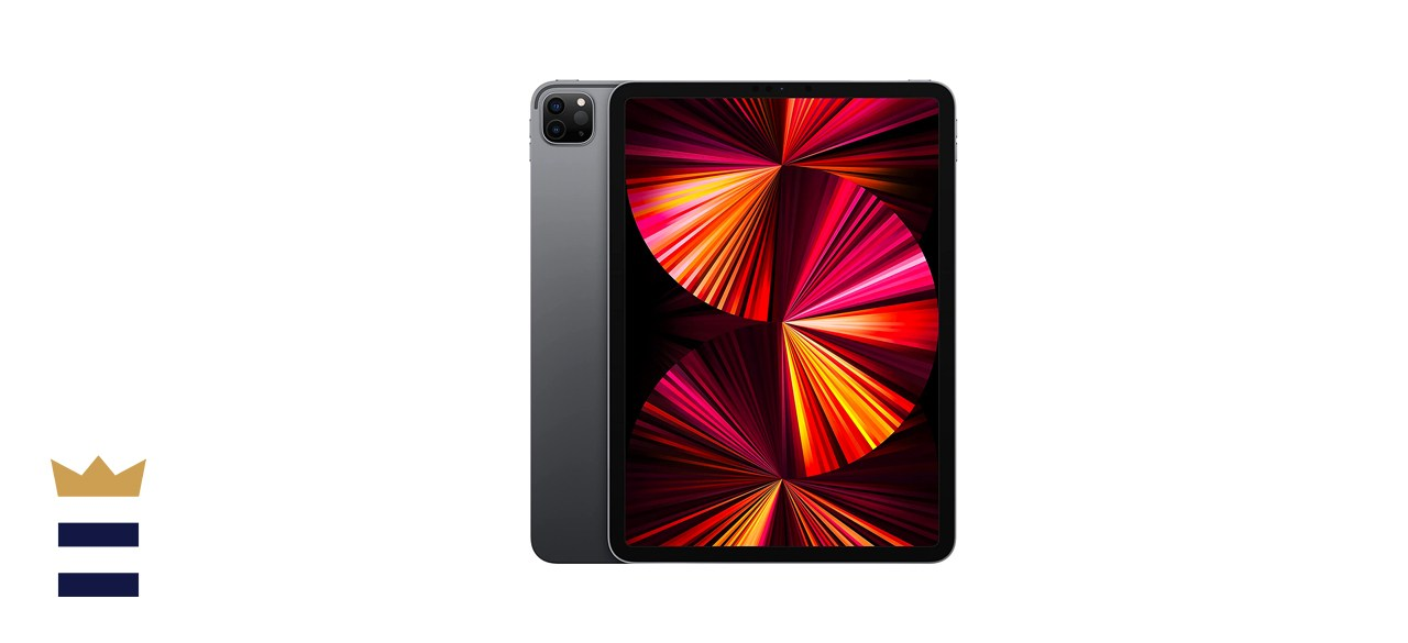 2021 Apple 11-inch iPad Pro Wi-Fi, 128 Gigabytes