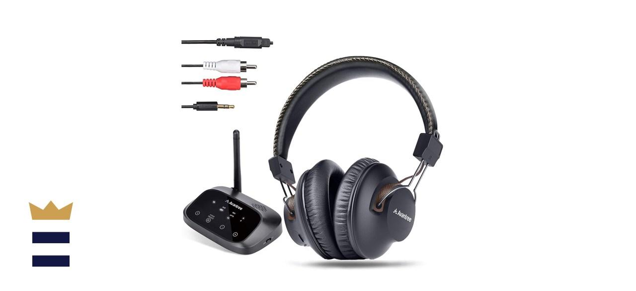 Avantree HT5009 Wireless Headphones for TV Watching