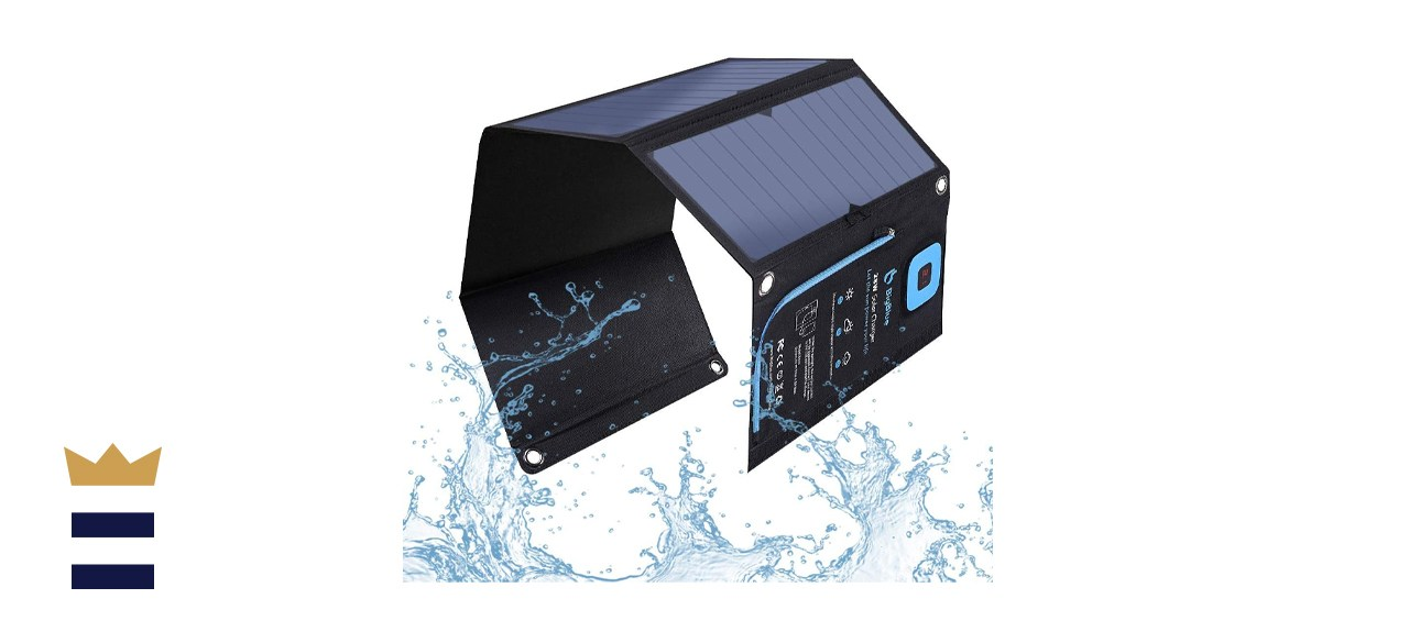 28W portable solar charger