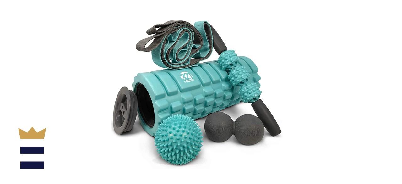 321 Strong 5 in 1 Foam Roller Set