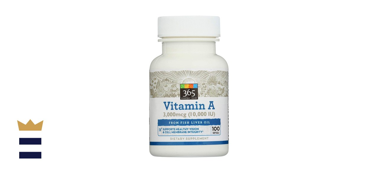 365 by Whole Foods Market, Vitamin A