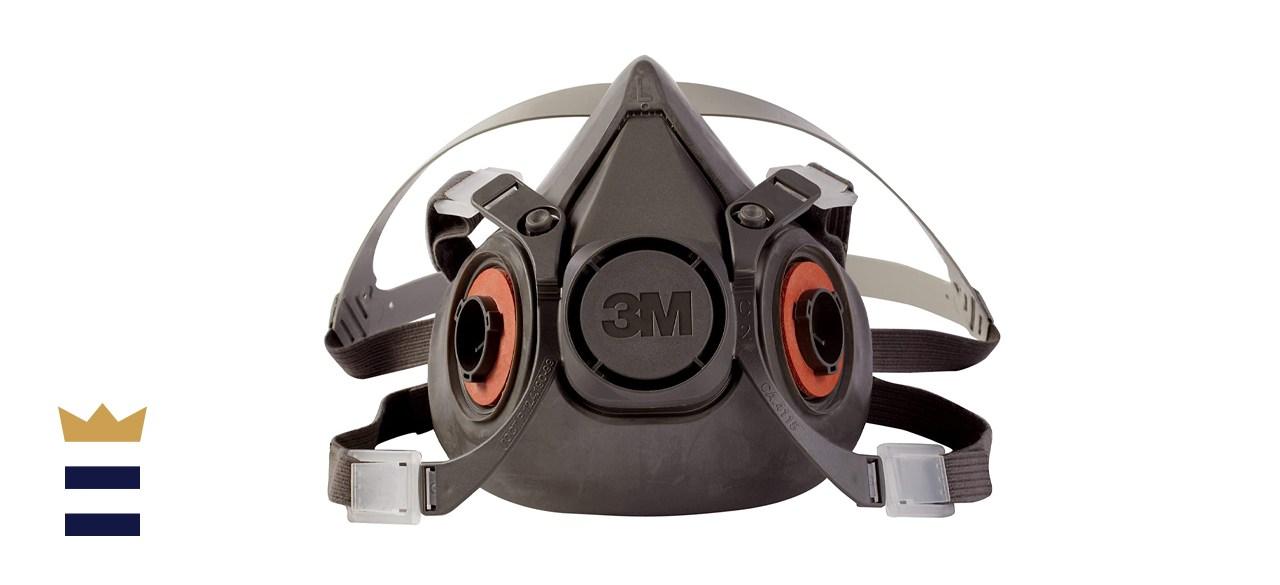 3M Half Facepiece 6300 Reusable Respirator