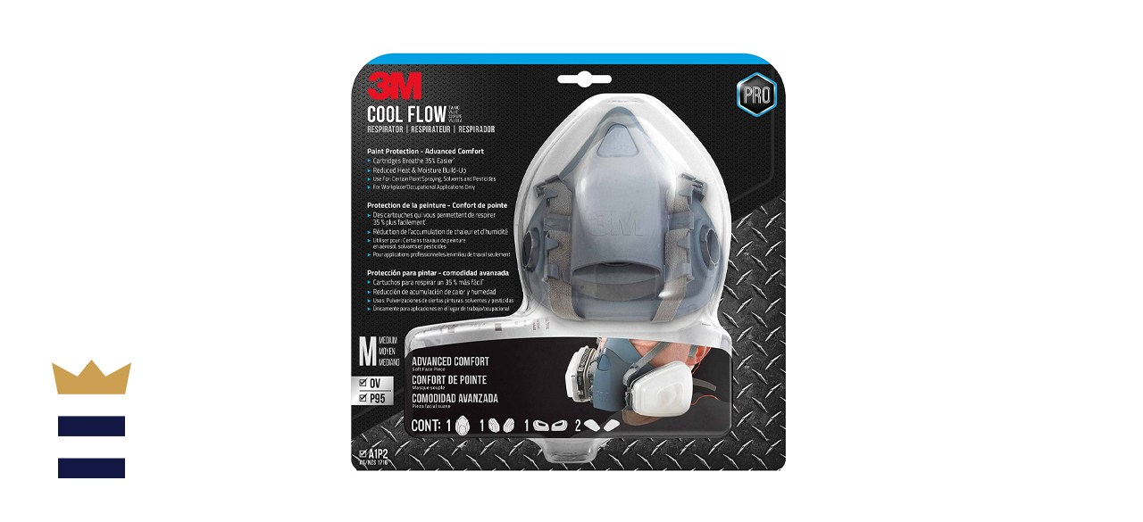 3M Safety Professional Paint Respirator