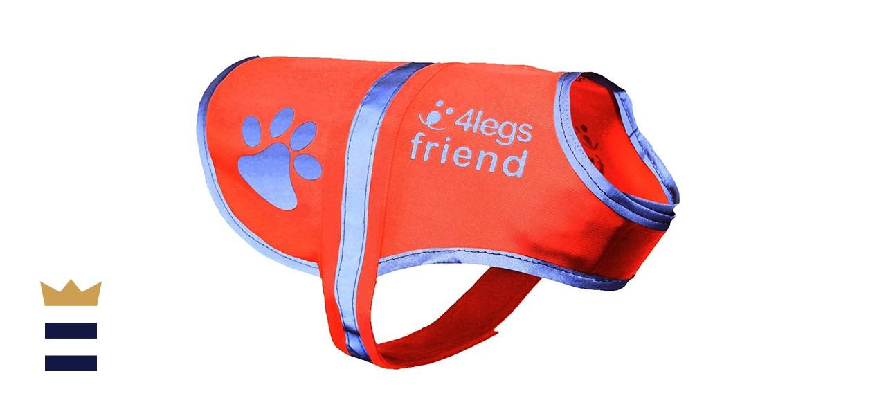 4 Legs Friend Dog Safety Reflective Vest