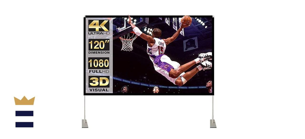 4K-compatible screens
