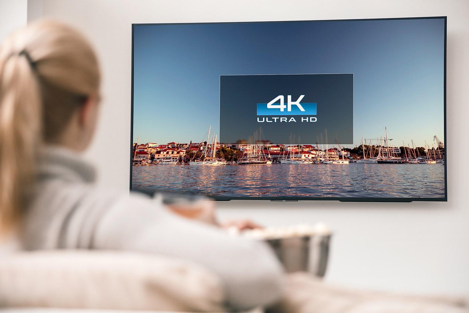 4k tv under 1k