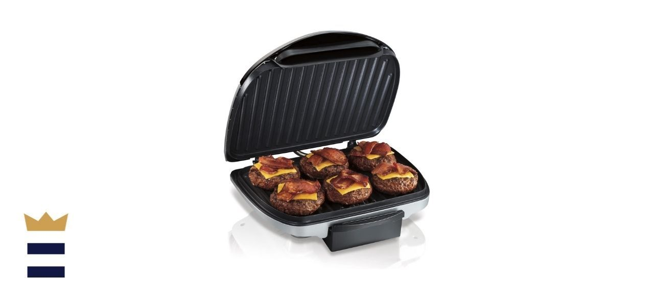 6-Serving Electric Indoor Grill
