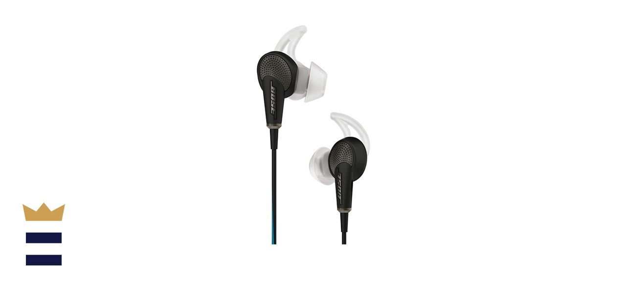 Bose QuietComfort 20 Acoustic Noise-Canceling Earbuds