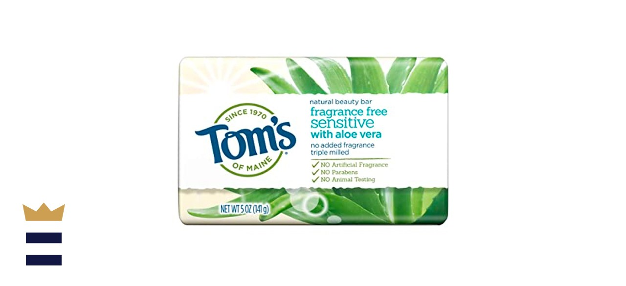 Tom's of Maine Natural Beauty Bar Soap