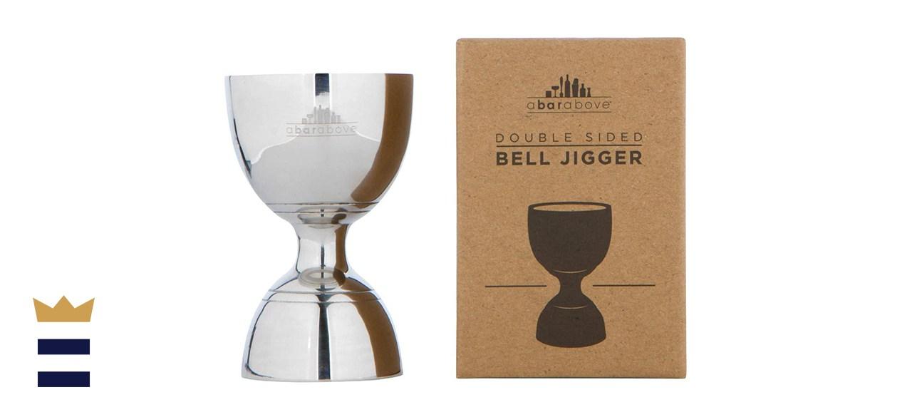 A Bar Above Bell Jigger