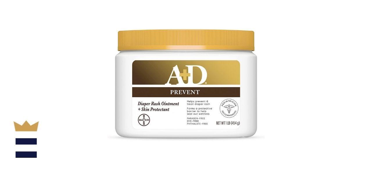 A+D Original's Diaper Rash Ointment