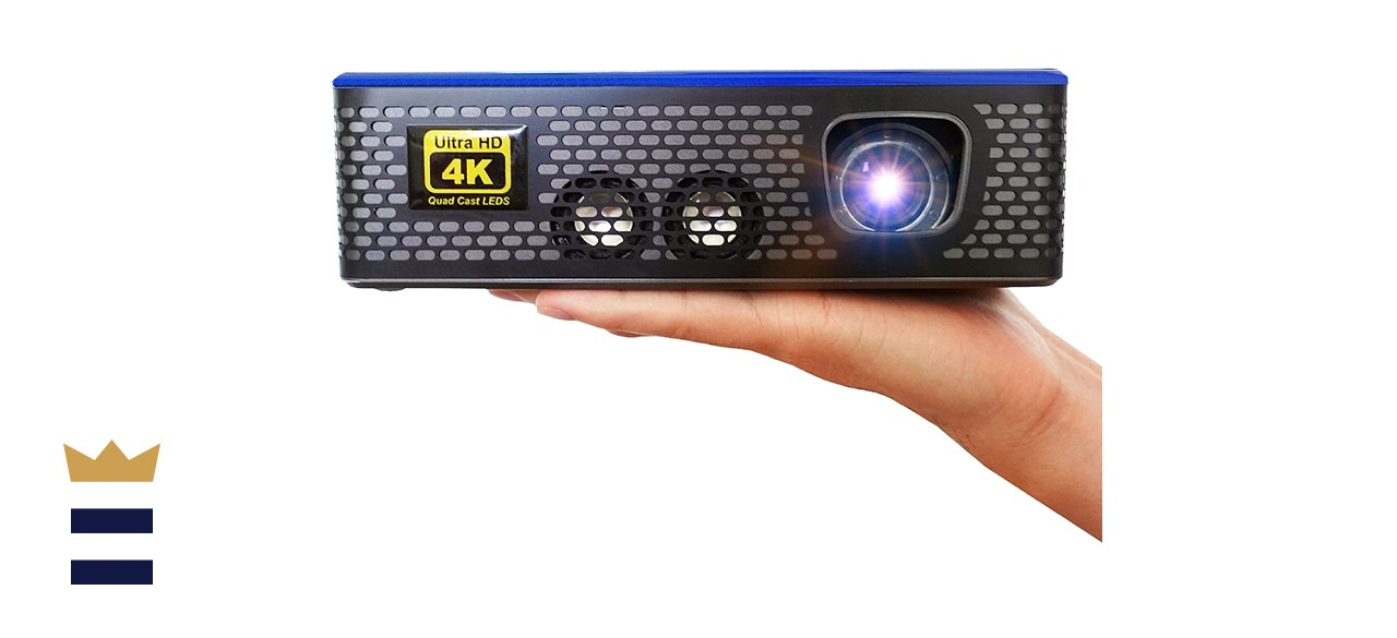AAXA 4K1 LED Home Theater Projector