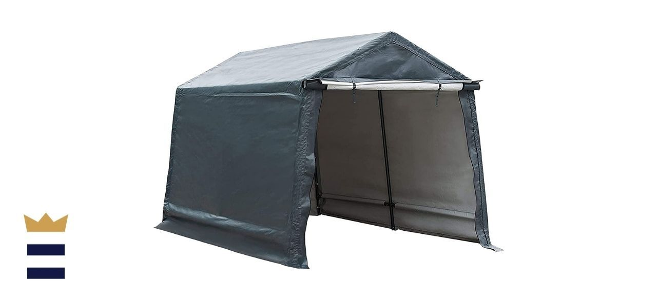 Abba Patio 8-Foot by 14-Foot Carport