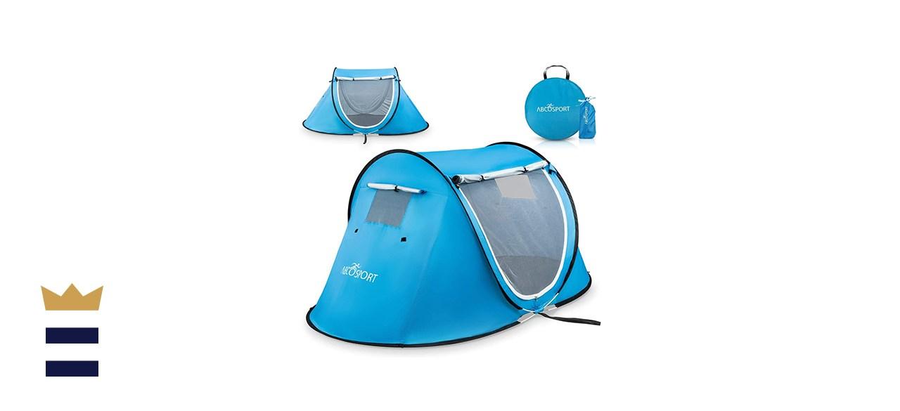 AbcoSport's Pop-Up Tent