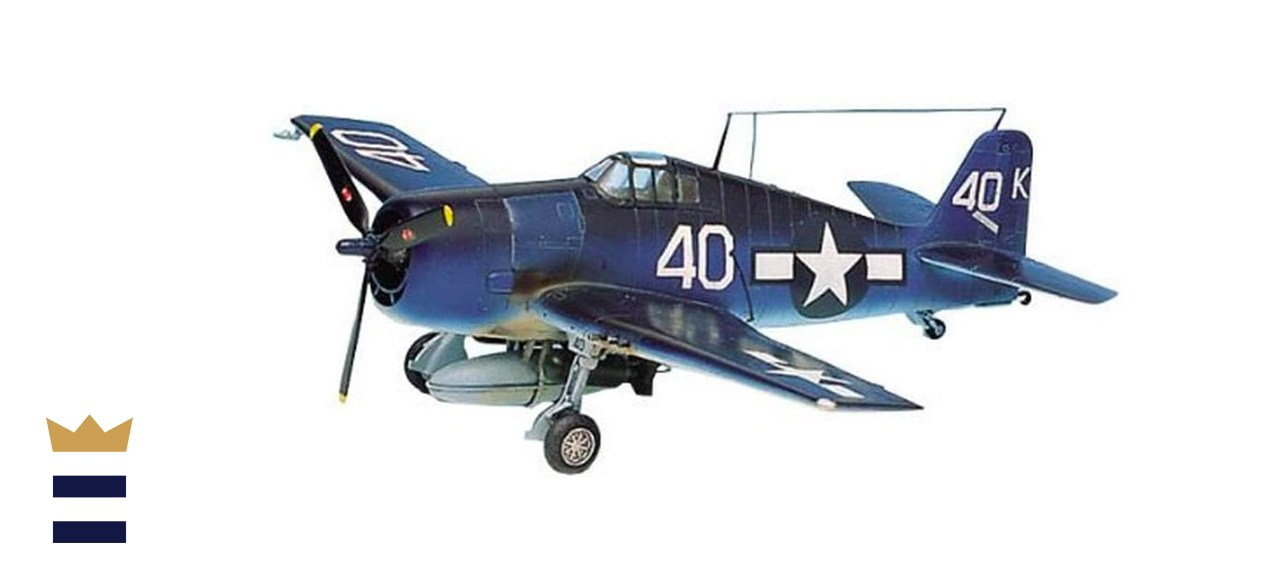 Academy Models WWII US Navy F6F-3/5