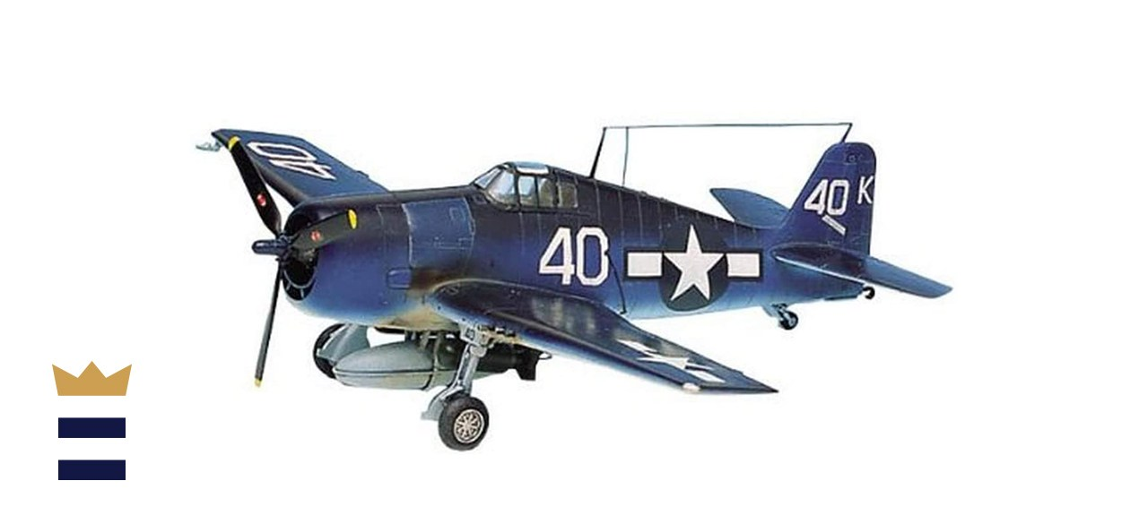 Academy WWII US Navy Fighter F6F Model Kit