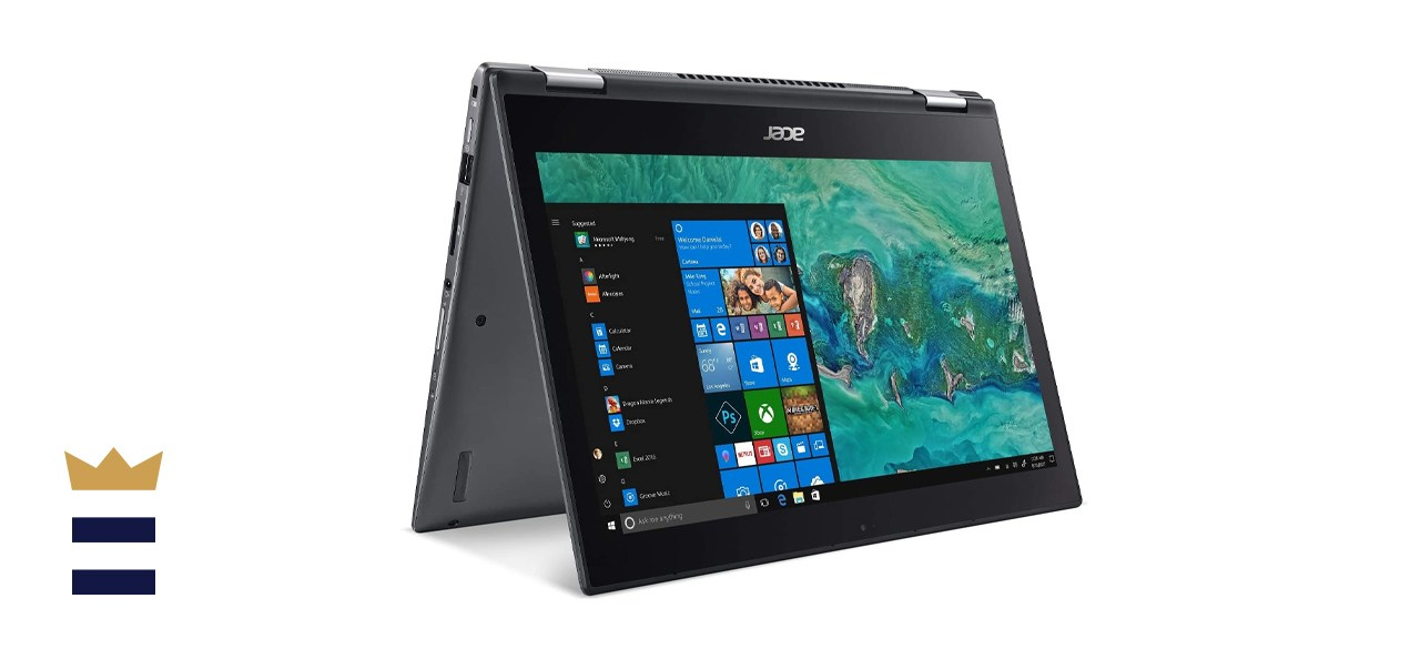 """Acer Spin 5 Convertible Laptop, 2-in-1, 13.3"""" Full HD Touch, 8th Gen Intel Core i5-8265U, Alexa Built-in, Windows 10"""