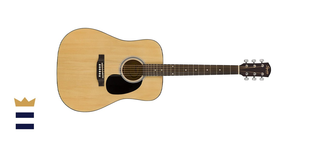 Squier by Fender SA-150 Squier Beginner Dreadnought Acoustic Guitar