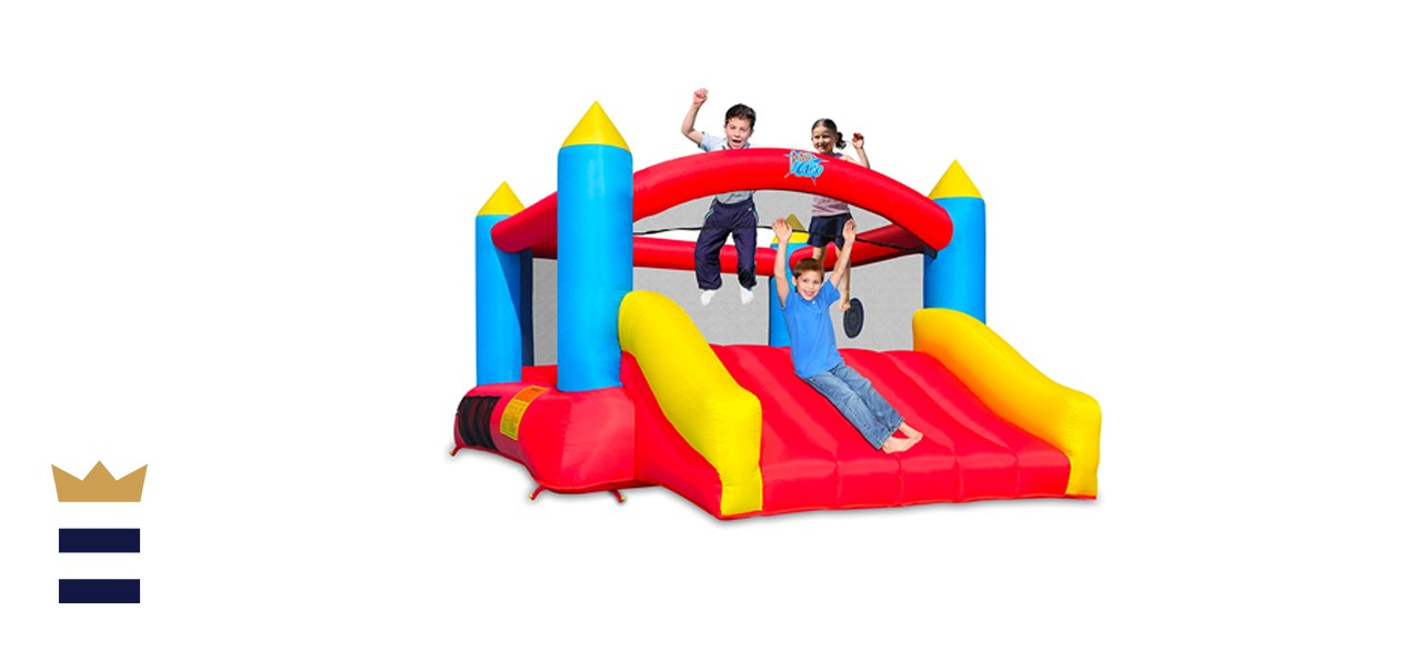 ACTION AIR Inflatable Bounce House Jumping Castle with Slide