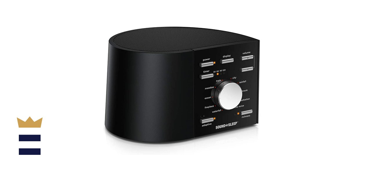 Adaptive Sound Technologies' Sound+Sleep Sound Machine
