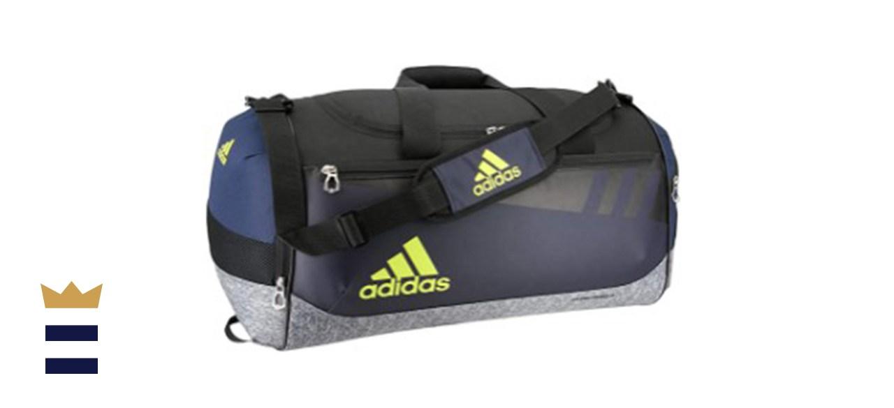 Adidas' Team Issue Duffel Bag