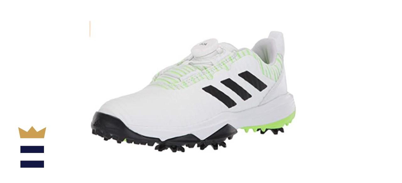 Adidas Kids' Jr CodeChaos BOA Golf Shoes
