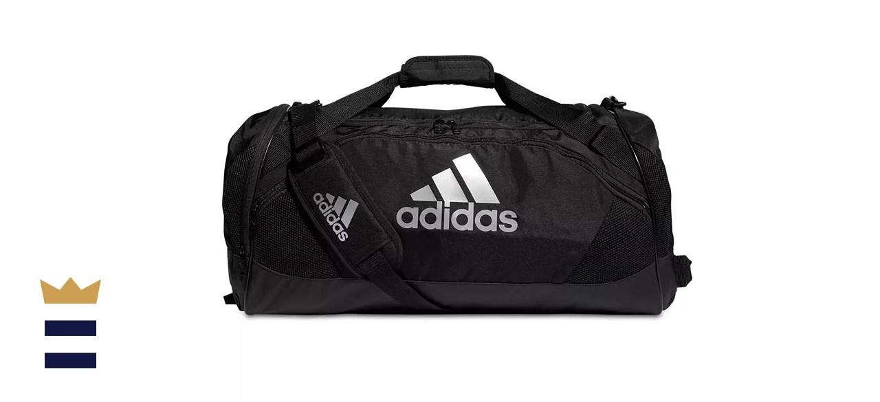 Adidas Logo Duffel Bag