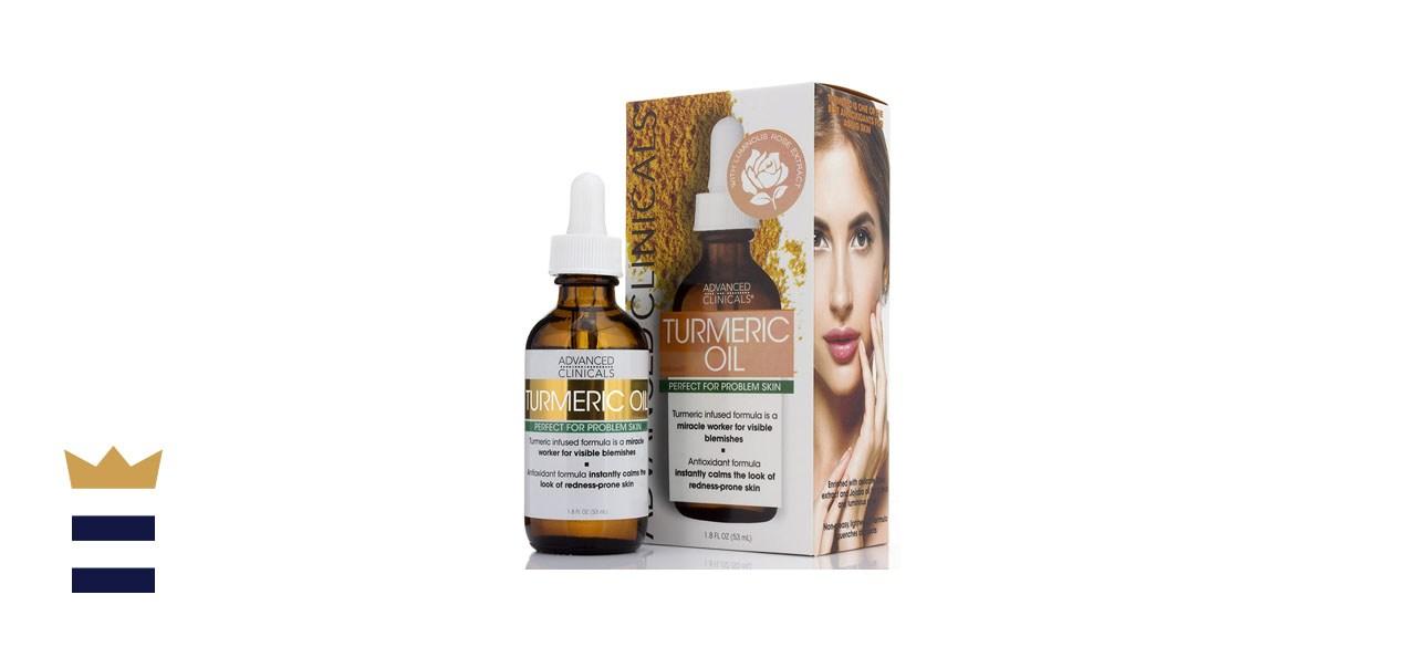 Advanced Clinicals Turmeric Oil
