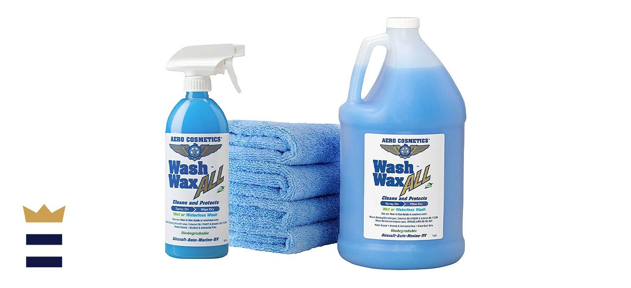 Aero Cosmetics Wash Wax All