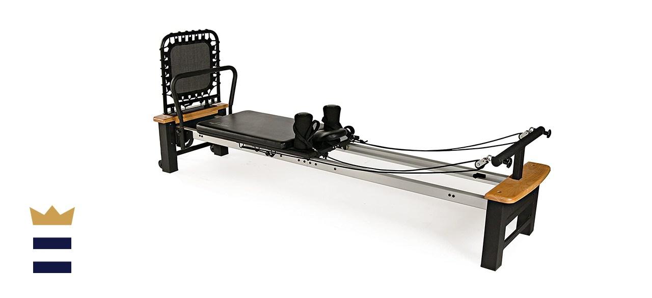 AeroPilates Pro Reformer 535 With Free-Form Cardio Rebounder