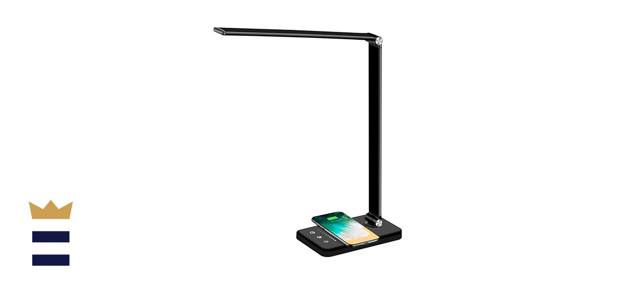 AFROG Multifunctional LED Desk Lamp With Wireless Charger