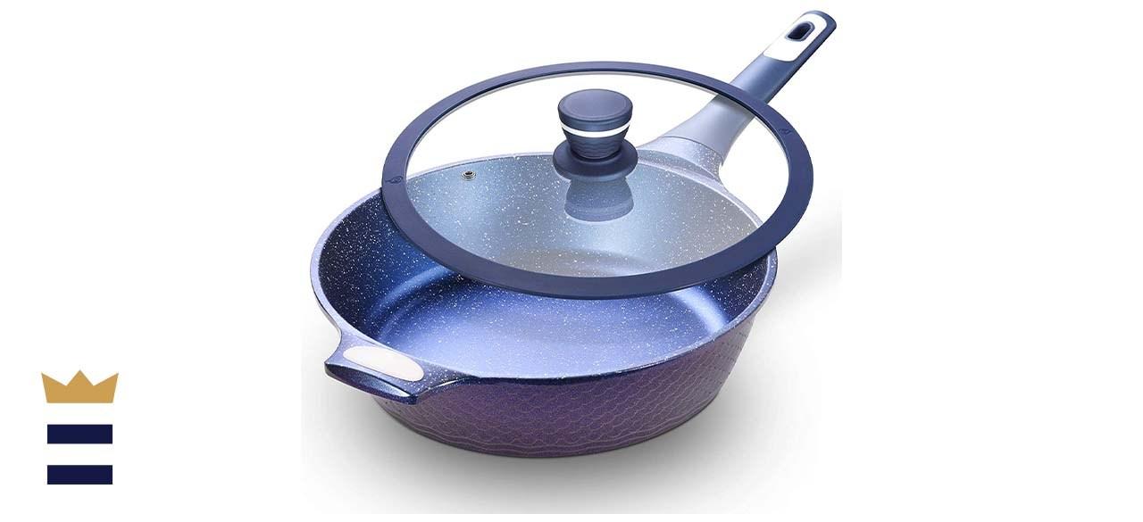 Ailwyn Nonstick Deep Frying Pan With Lid