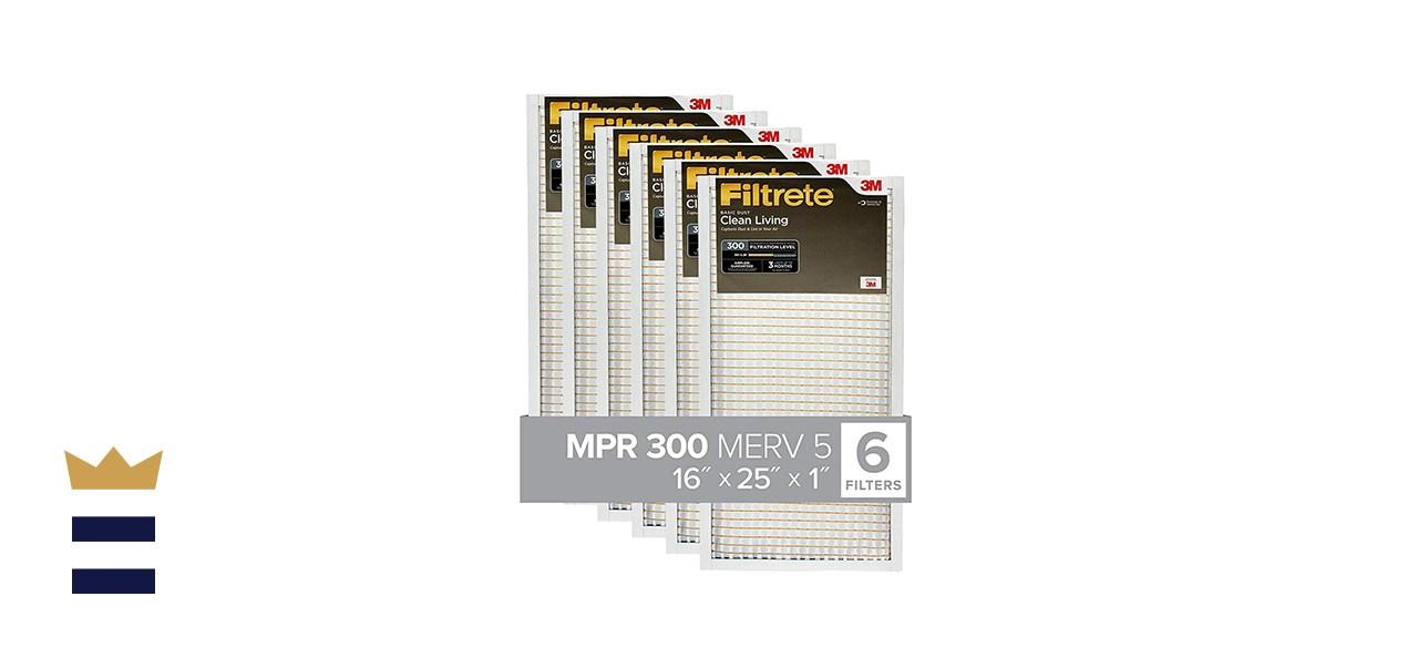 Filtrete 16x25x1, AC Furnace Air Filter