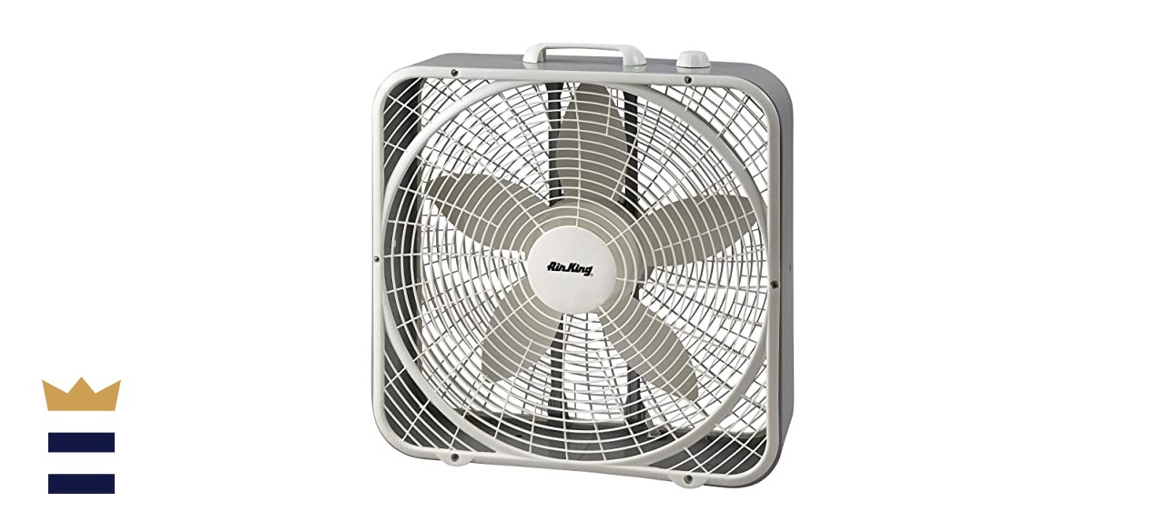 Air King 9723 20-Inch 3-Speed Box Fan