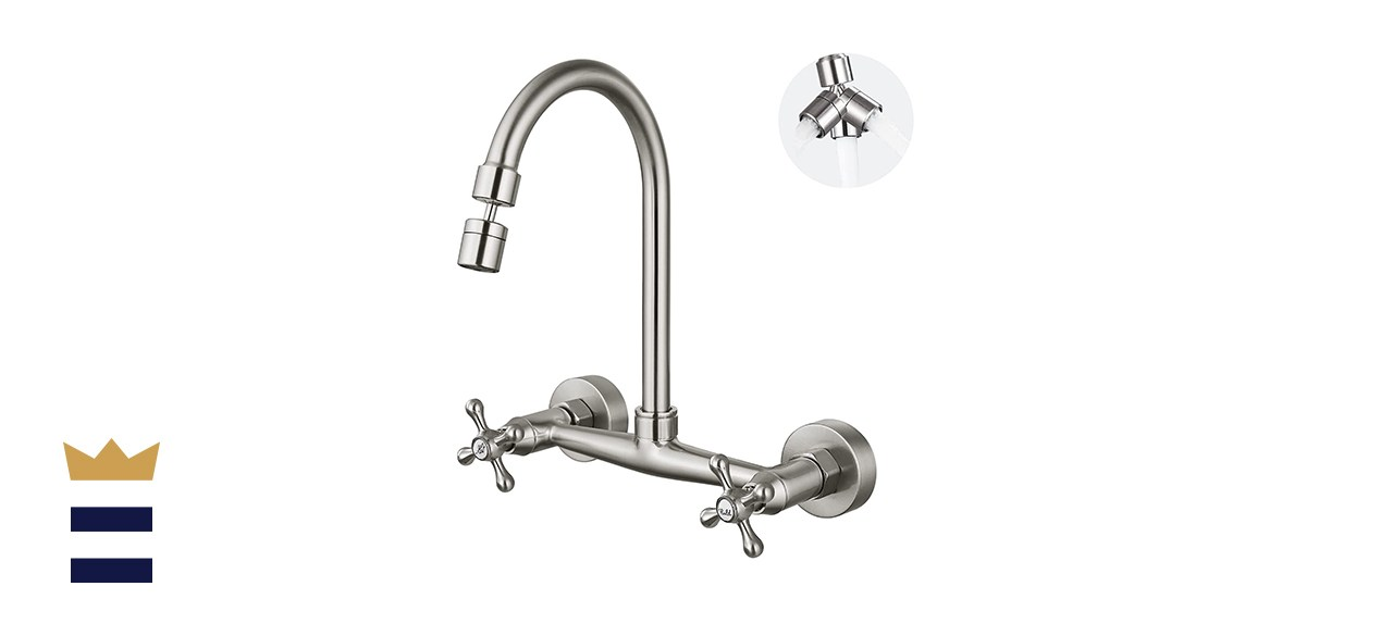 Airuida Wall Mount Kitchen Faucet