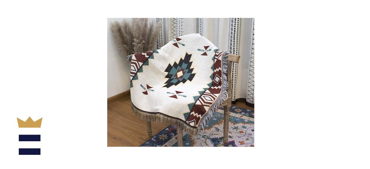AIVIA Western Navajo Decorative Sofa Cover