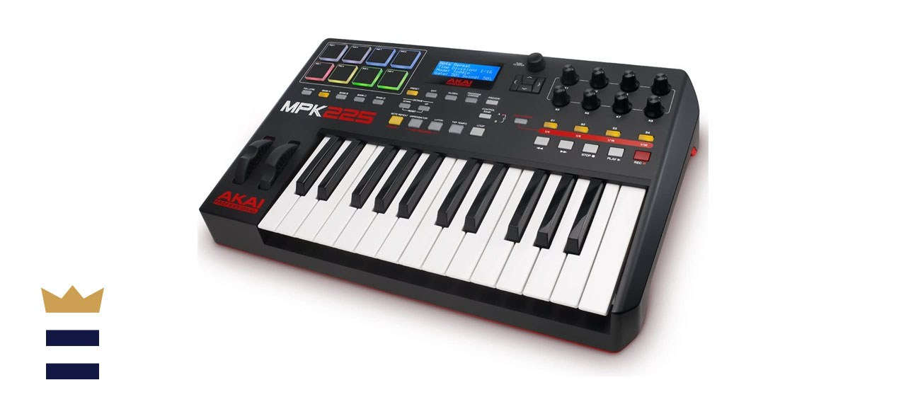 AKAI Professional MPK225 USB MIDI Keyboard Controller