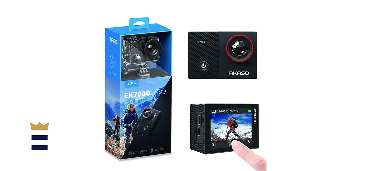 AKASO EK7000 Pro 4K Action Camera