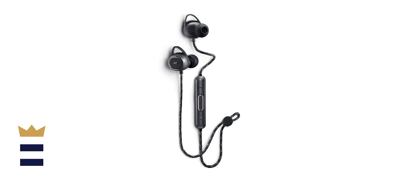 AKG N200 Wireless Bluetooth Earbuds