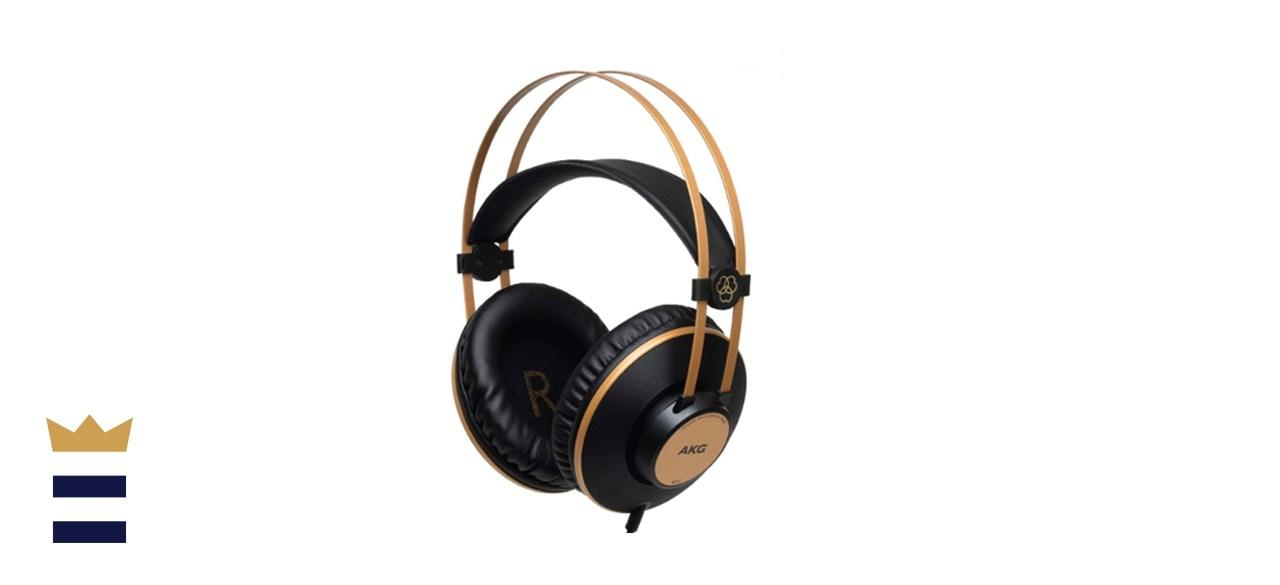 AKG Pro Audio K92 Over-Ear Closed-Back Studio Reference Headphones