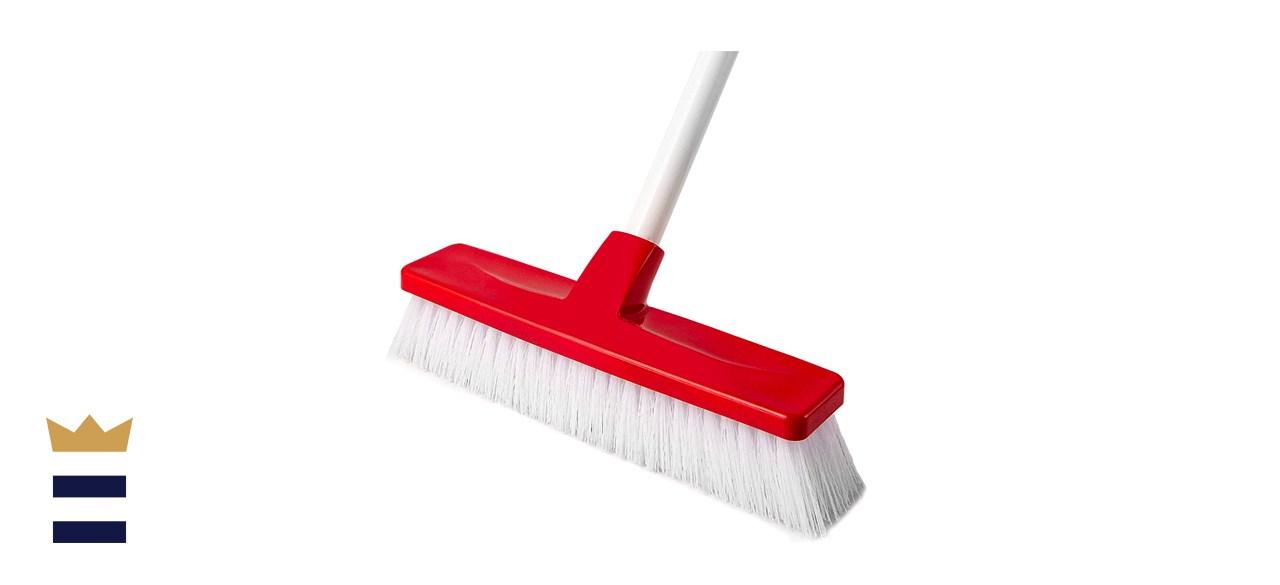 AKOMA Lightweight Push Broom
