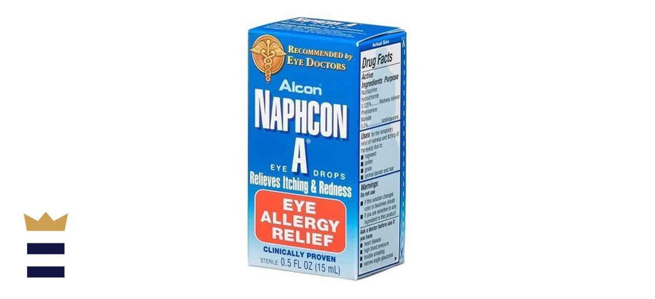 Alcons Naphcon Eye Drops, Allergy Relief