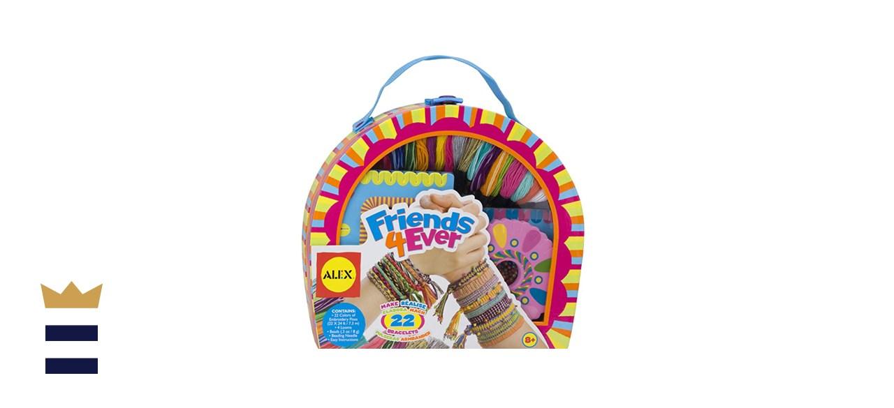 ALEX Toys Friends 4 Ever Bracelet Kit