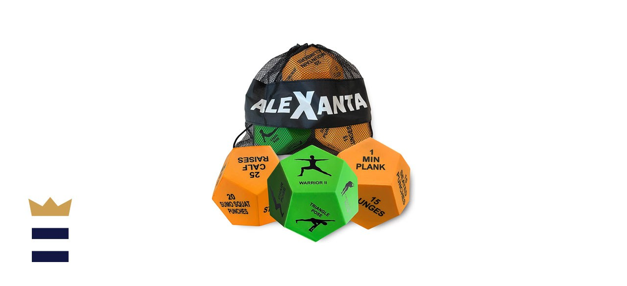 Alexanta Exercise Dice