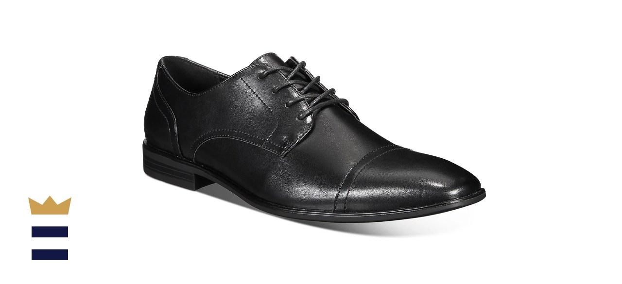 Alfani Men's Quincy Cap-Toe Lace-Up Shoes