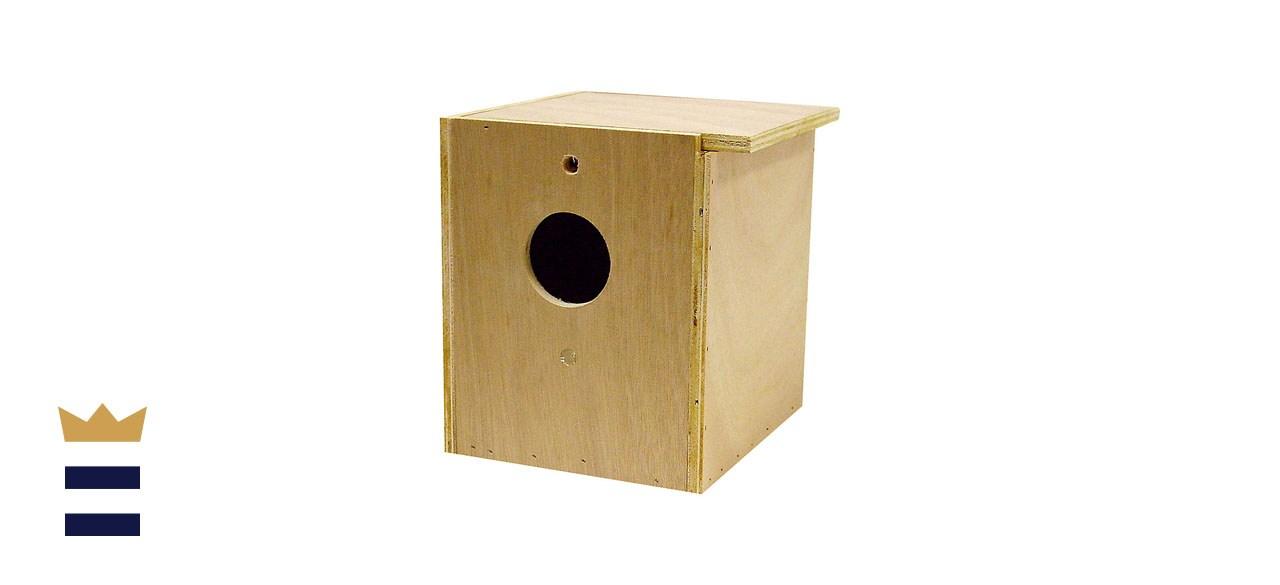 All Living Things Cockatiel Nesting Box