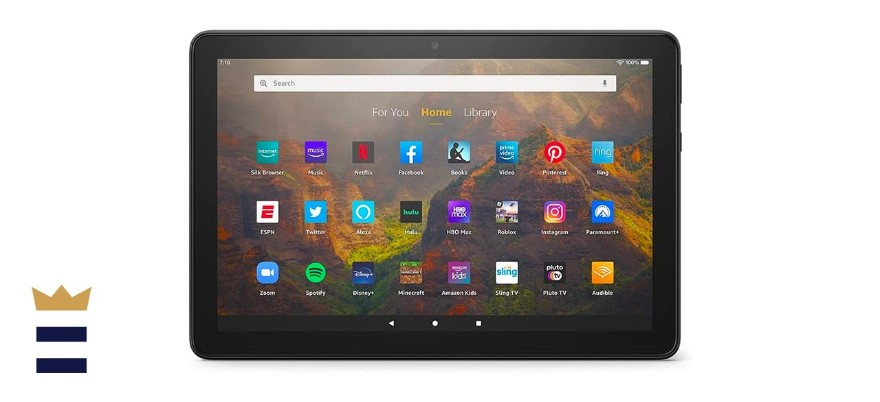 All-New Fire HD 10 Tablet, 10.1 Inches, 1080p Full HD, 32 Gigabytes
