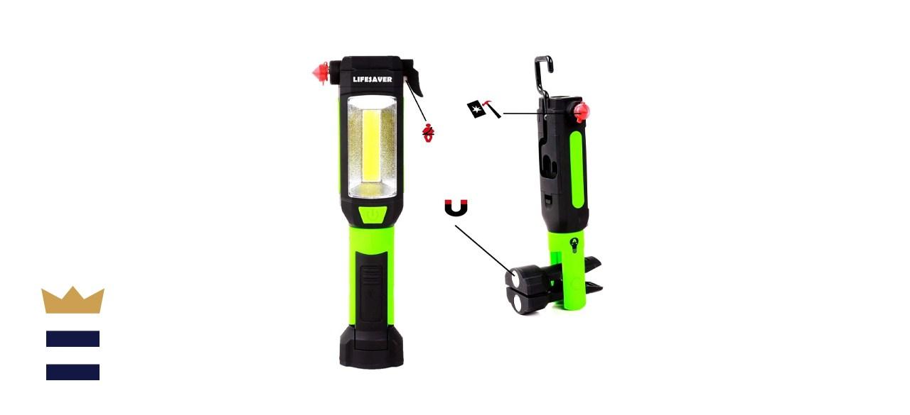 AlltroLite Lifesaver Emergency Car LED Flashlight