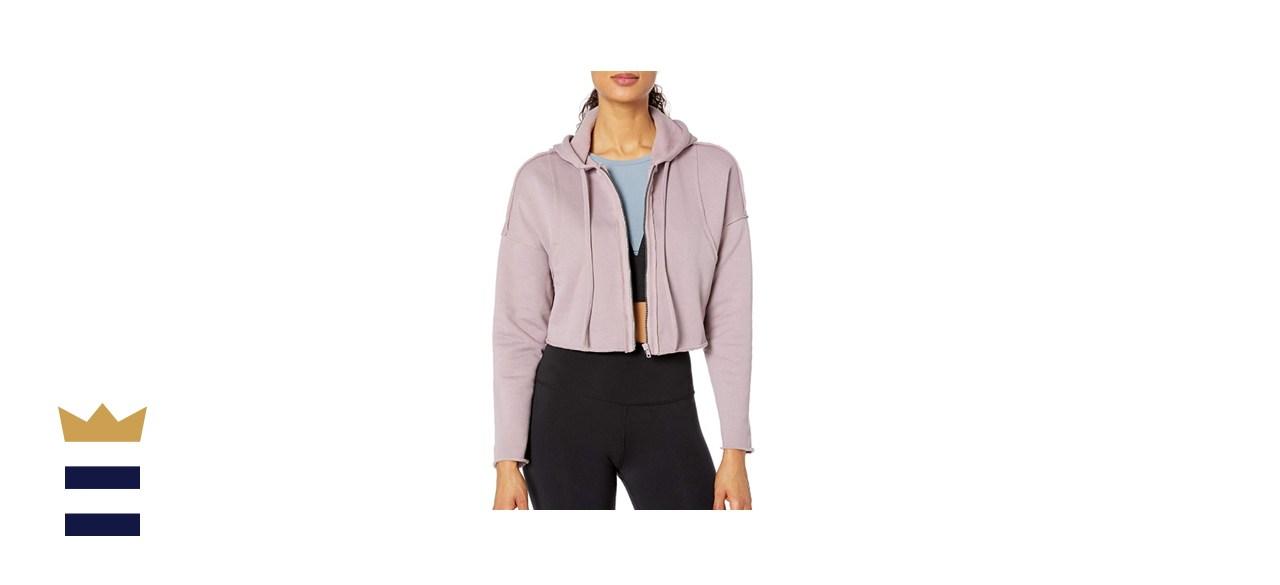 Alo Yoga Women's Cruiser Crop Jacket