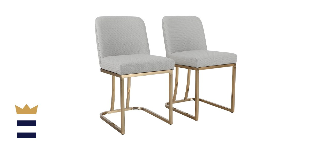 Alpha Home Dining Room Chair Set